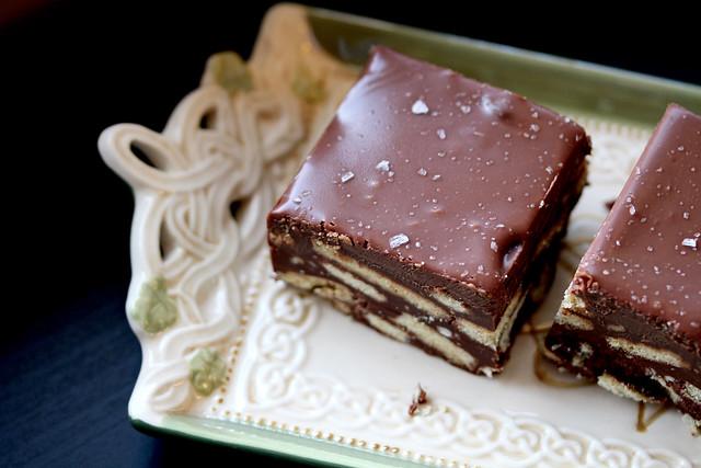 Irish Chocolate Biscuit Cake - 26