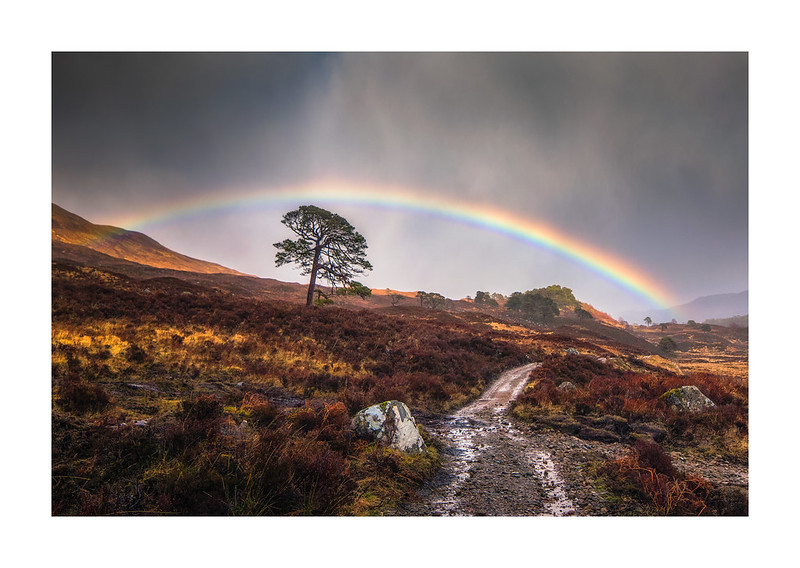Affric Rainbow