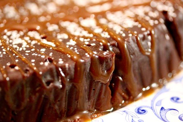 Flourless Chocolate Cake - 14