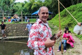 Sinds het vissen in Roatan ben ik de aangewezen man om voor het eten te zorgen.