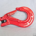 1267-Clevis Sling Hook with RECESSED LATCH