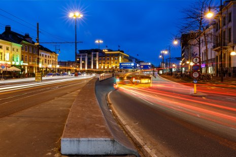 Cross Town Traffic @Arnhem Willemstunnel