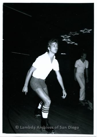 P355.039m.r.t Gay Skate: Two men skating