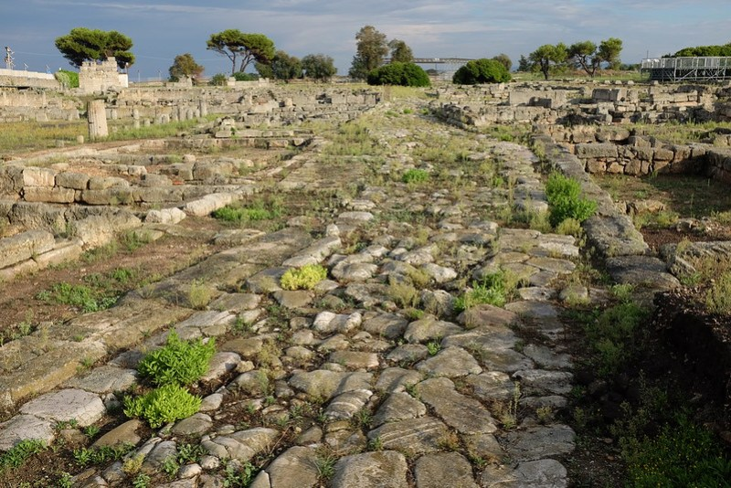 Via Traiana in Egnatia