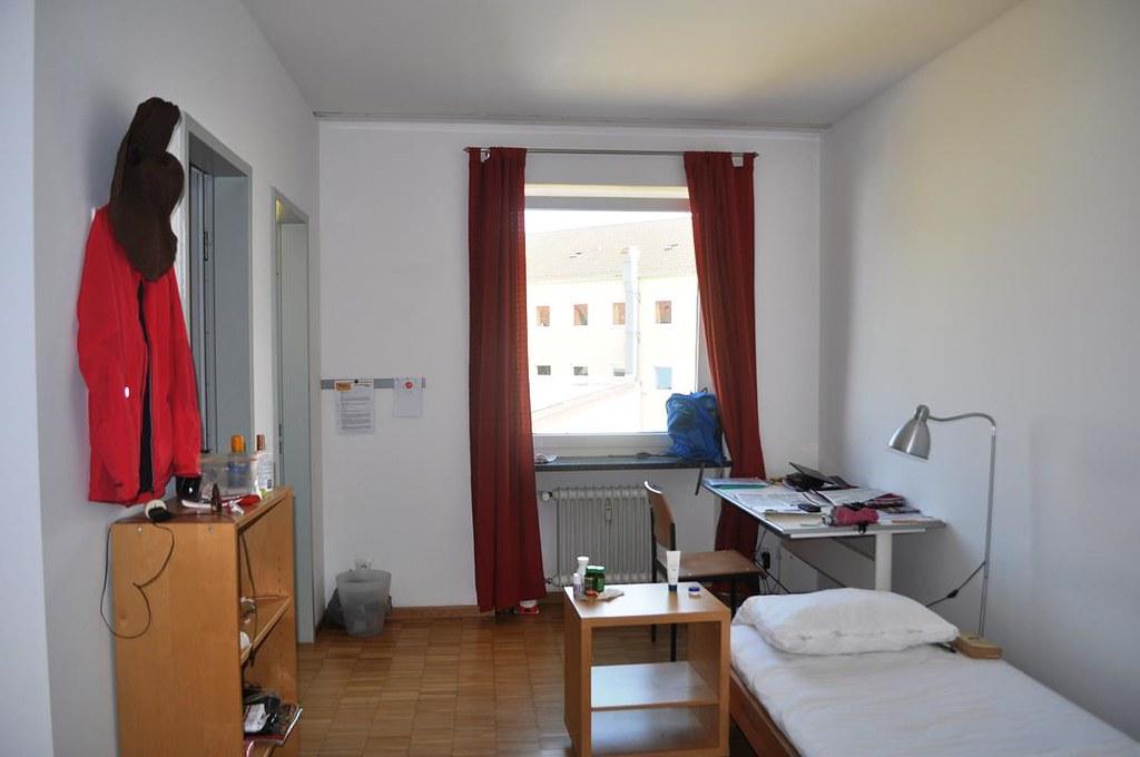 Apartamentos compartidos en la residencia  La otra opcin