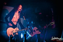 The DARKNESS @ Orion Live Club