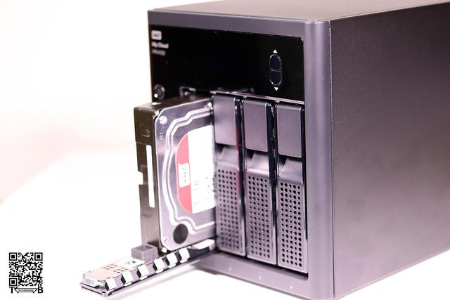 WD My Cloud Pro Series PR4100 NAS