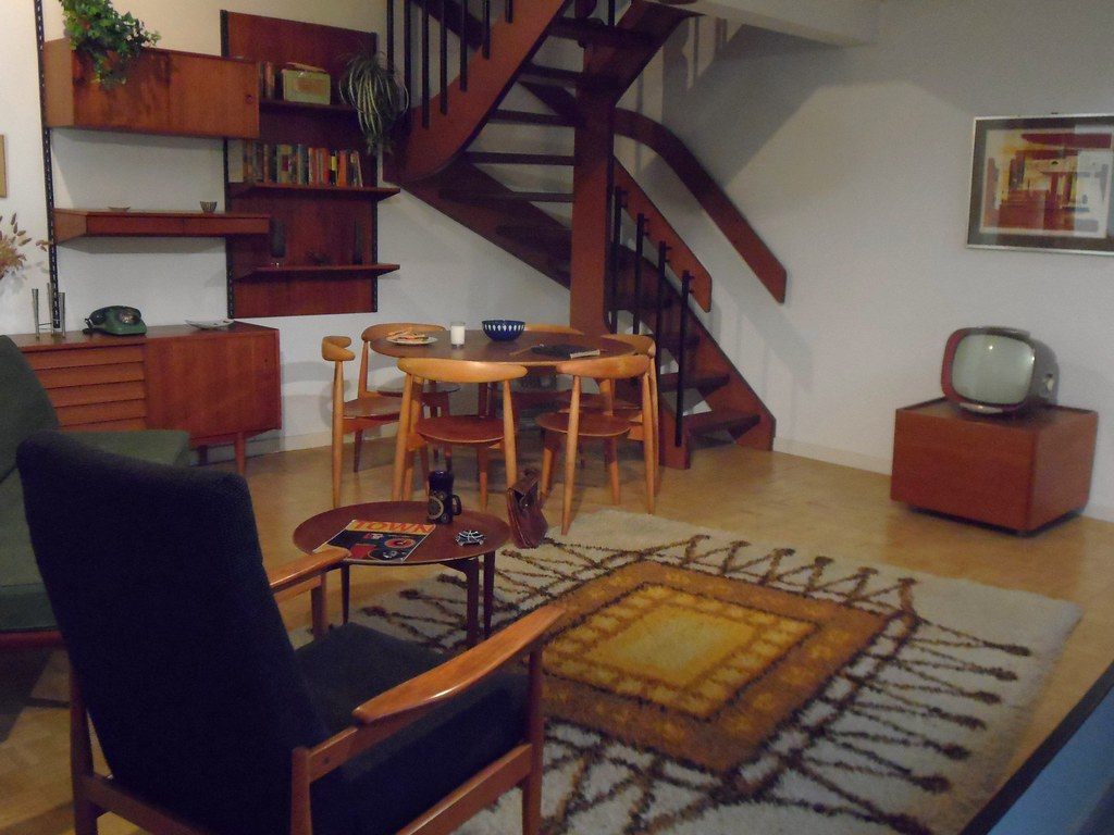 1960s room at the Geffyre Museum. Hoxton. London   It's a co…   Flickr