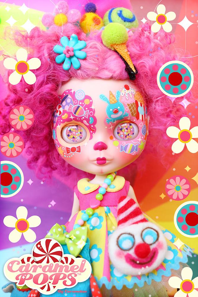 pokko the candy clown