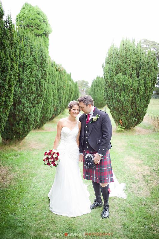 Leica Wedding Portrait