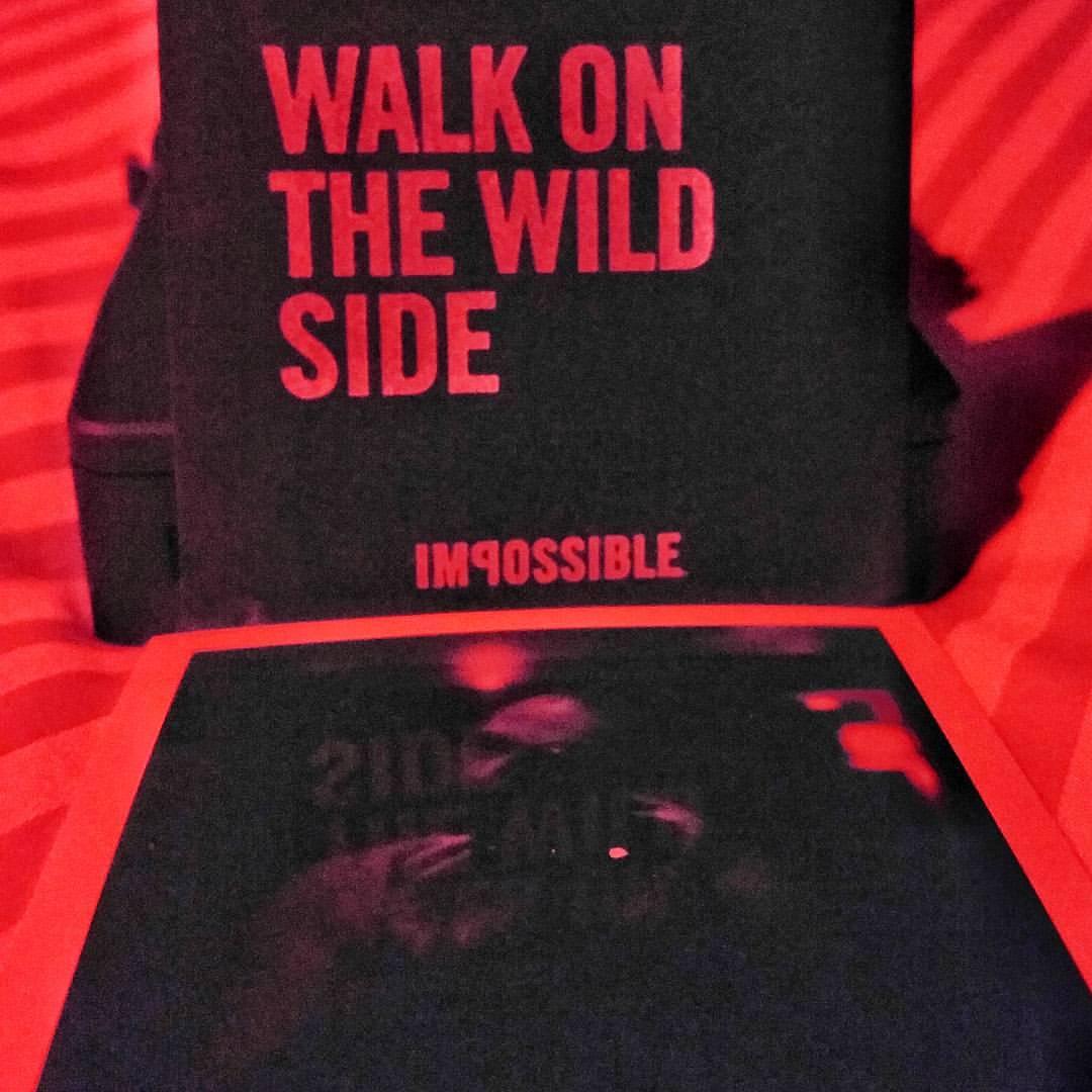 #walk on the #wildside #selfportrait #impossibile