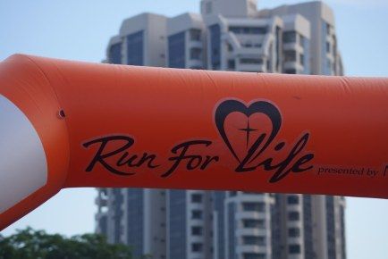 Run For Life 2013