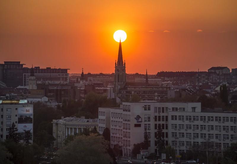 The Eye of Novi Sad