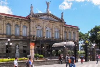 Teatro Nacional in San Jose.