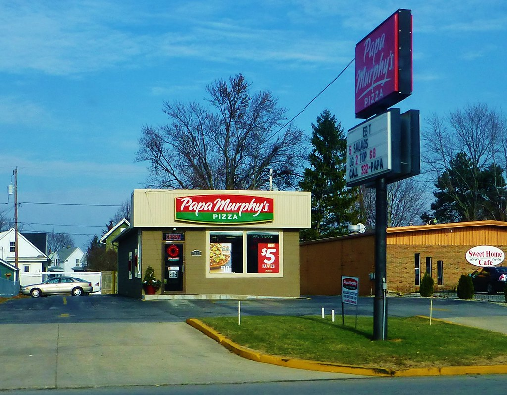 Papa Murphy S Pizza Fremont 1228 West State Street In