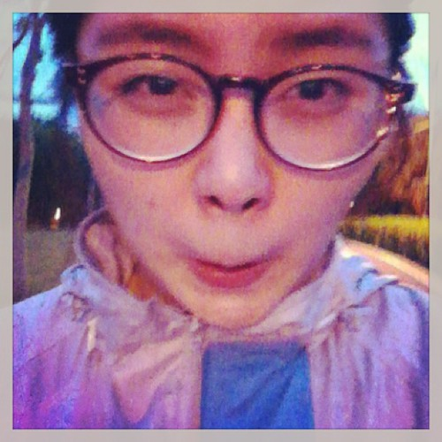 好內喔我溼了 #taichung #taiwan #run#tunghai#tired | 兩碗魚魚 | Flickr