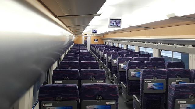 CRH Trainset