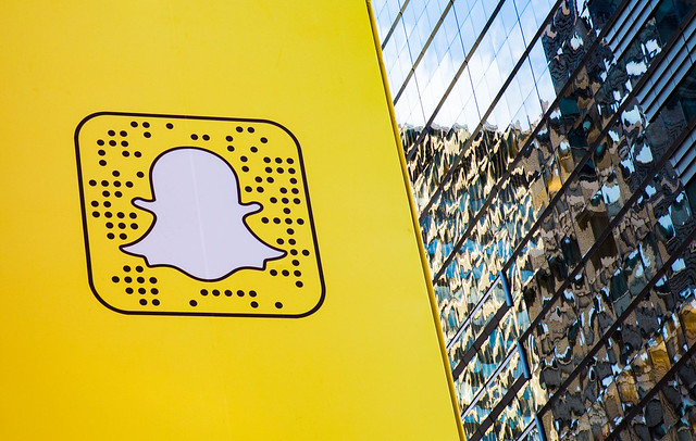Snapchat Times Square New York City Snapcode