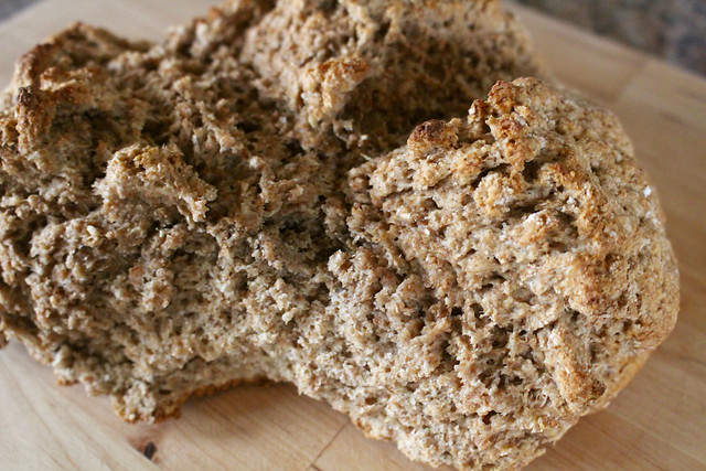 Brown Bread Ice Cream - 1