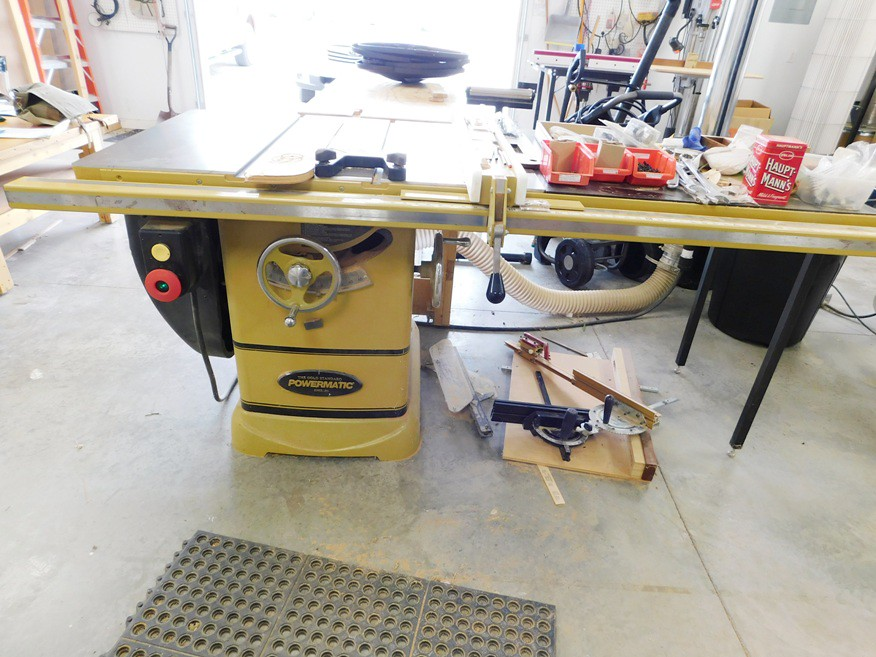 Powermatic 2000b Table Saw