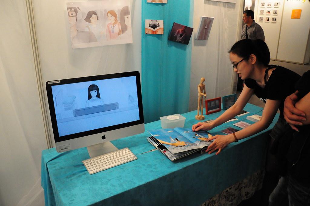 輔仁大學影像傳播學系第十五屆畢業成果展   紅色6號   Flickr