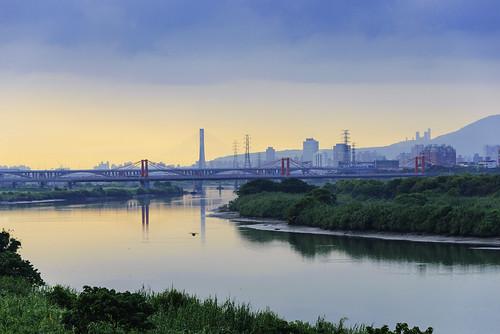 遠雄左岸(望光復橋,華翠橋)   愛吃的小猴子   Flickr