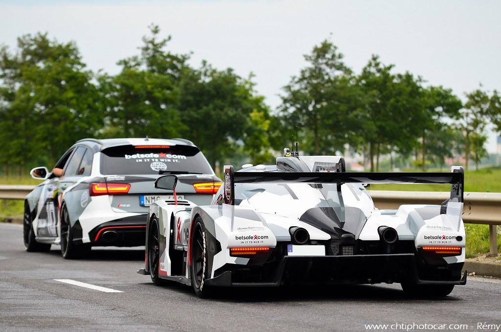 Wallpaper Cars 2014 Team Betsafe Audi Rs6 And Jon Olsson Rebellion R2k Gumba