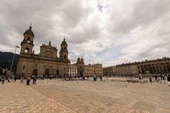 Bij alweer mijn vierde bezoek aan Colombia verbleven we in Bogotá.