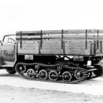 1943 Opel Blitz Maultier Truck Press Photo Germany Wor Flickr