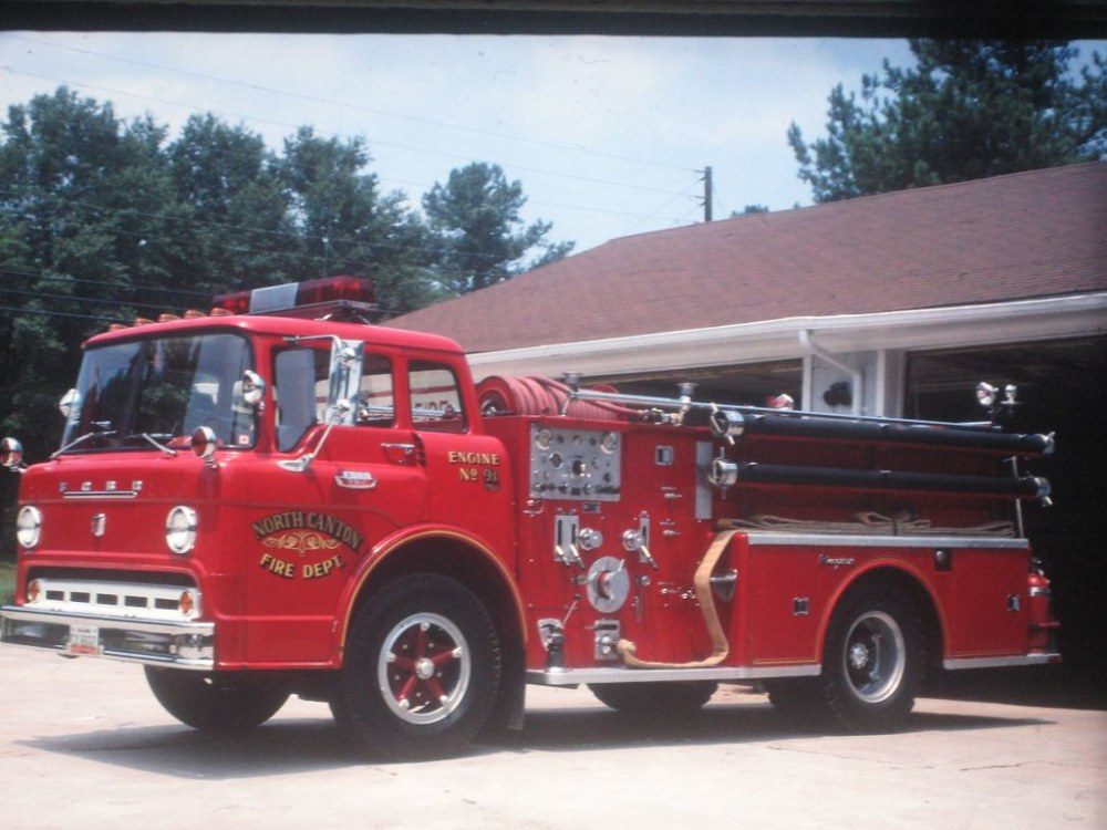medium resolution of  ncvfd eng 9 1 1963 ford c750 seagrave 500 500 g m by