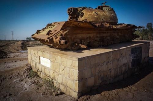 Iran-Iraq war memorial