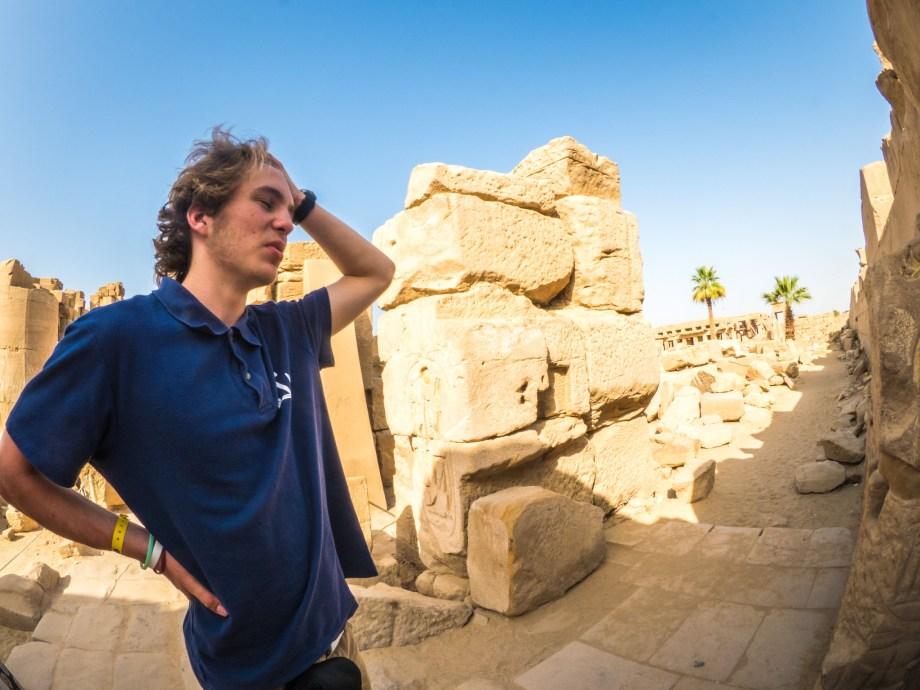 Gdzie był ten Ramzes II?