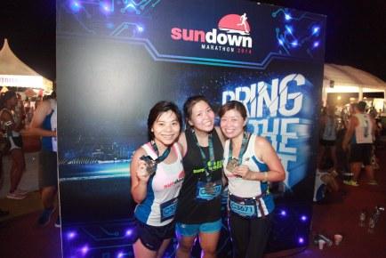 Sundown Marathon 2014