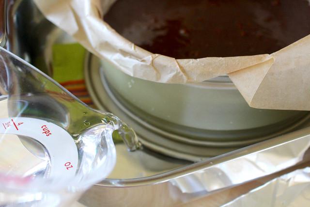 Flourless Chocolate Cake - 8
