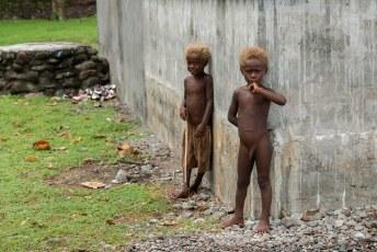 In de Solomons EIlanden hebben ongeveer 10% van de mensen blond haar.