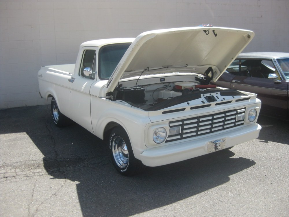 medium resolution of  1961 ford f100 by dave 7