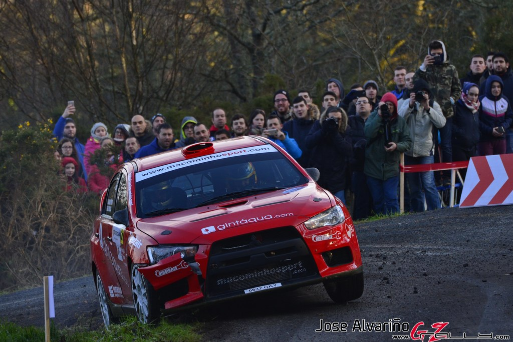 XXI Rally A Coruña - Jose Alvariño