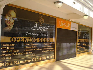 Angel Beauty Parlour, Croydon, London CR0   In the Whitgift …   Flickr