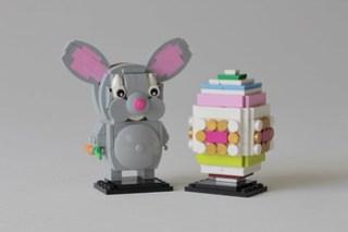 BrickHeadz Easter Bunny