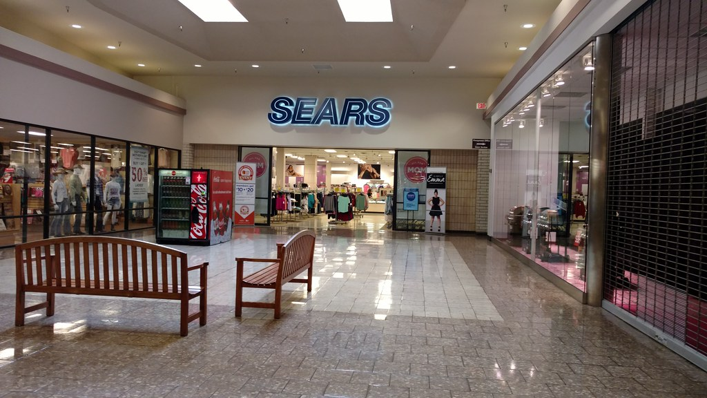 Sears Mesa Mall Grand Junction CO  Mesa Mall in Grand