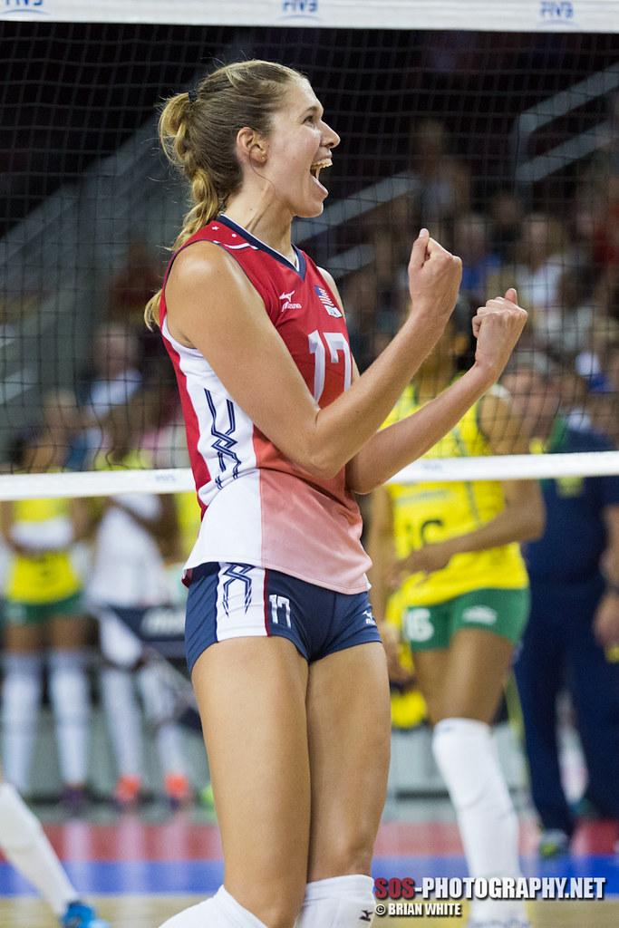 Alix Klineman 2014 Usa Volleyball Cup The 2 Ranked U