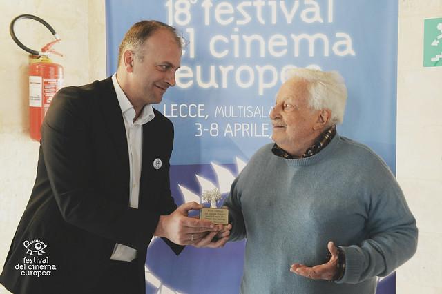 FCE 2017 - Incontro stampa Carlo Croccolo