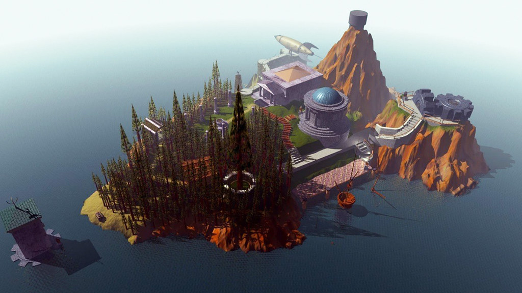 Classic Game Myst Is Being Turned Into A TV Show