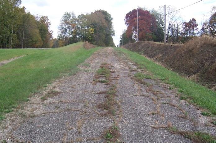 Abandoned Bloomington Road