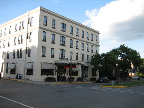 The Penn-Wells Hotel. Also Known as the Wellsboro Hotel. | Flickr