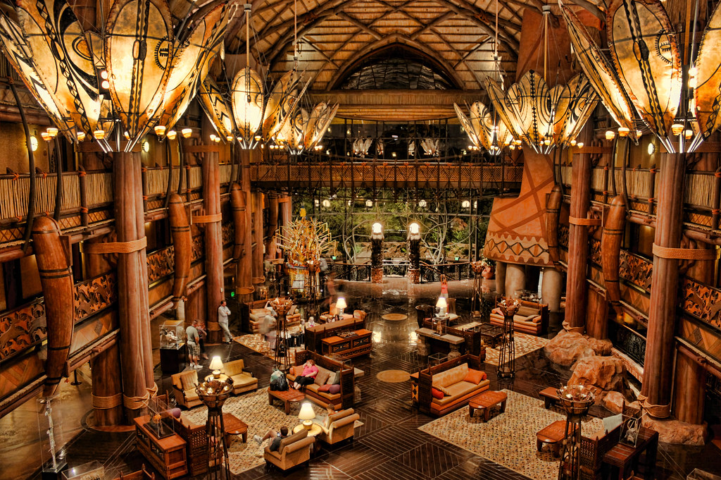 Daily Disney - Animal Kingdom Lodge