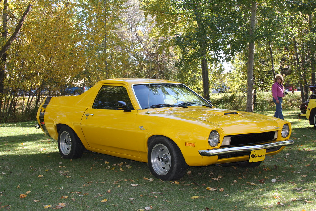 Ford Pinto Truck The Pinchero 1972 Ford Pinto Wagon