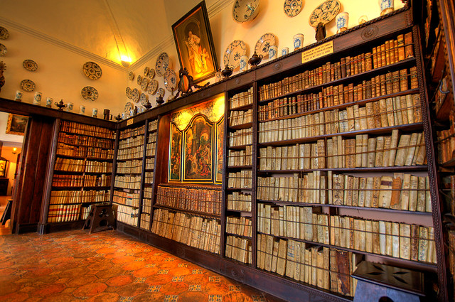 hdr monastery library | hdr monastery library | Flickr