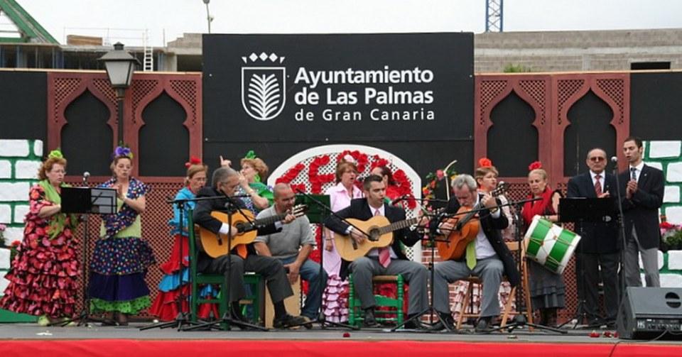 Real Hermandad del Rocio de Las Palmas 1ª feria de abril Las Palmas de Gran Canaria 0012