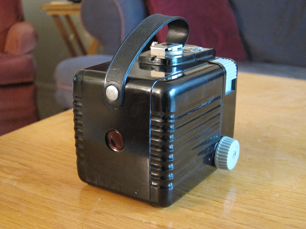 Kodak Brownie Hawkeye, Flash Model